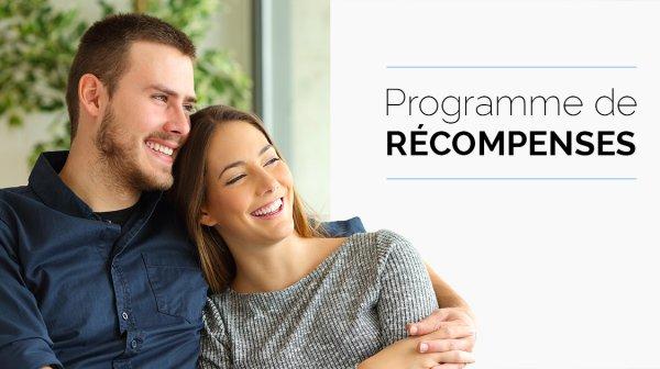 PRO-FAB - Programme de récompense